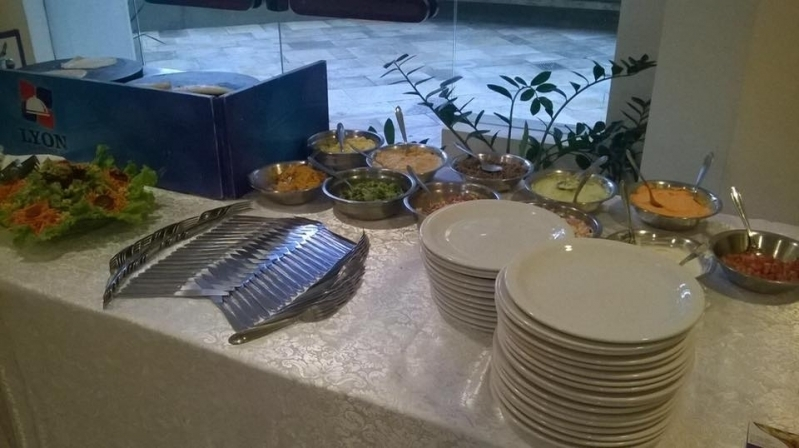 Buffet de Crepe em Domicilio Preço Imirim - Rodizio de Crepe