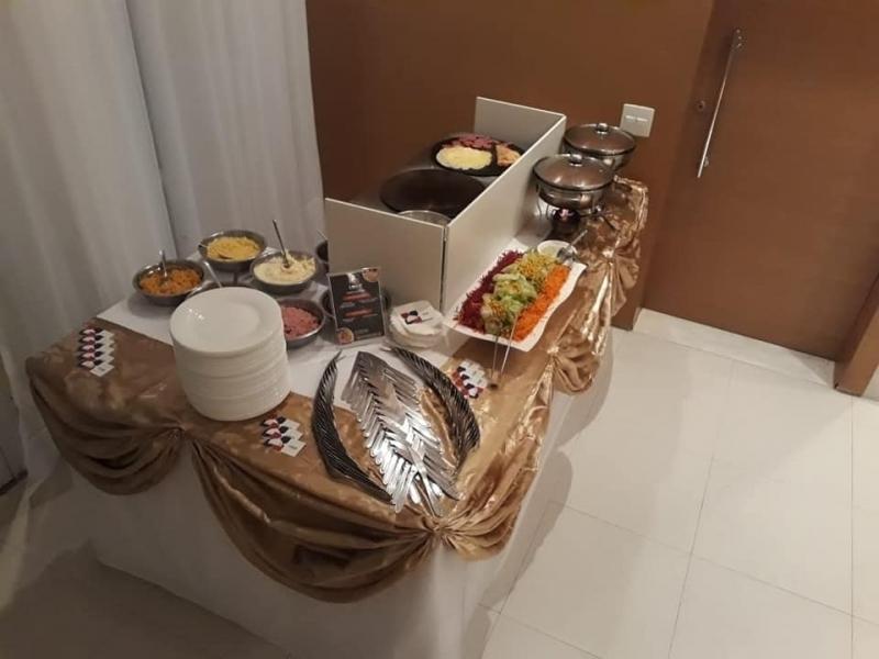 Buffet de Crepe em Domicilio Vila Anastácio - Rodizio de Crepe