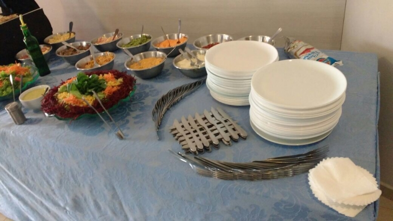 Buffet de Crepe para Formatura Preço Sapopemba - Buffet de Crepe Francês