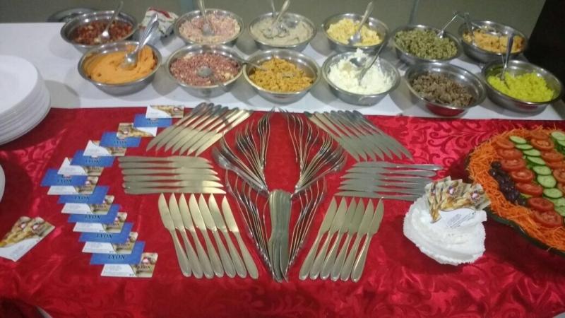 Buffet de Crepe para Formatura Ipiranga - Buffet de Crepe Francês
