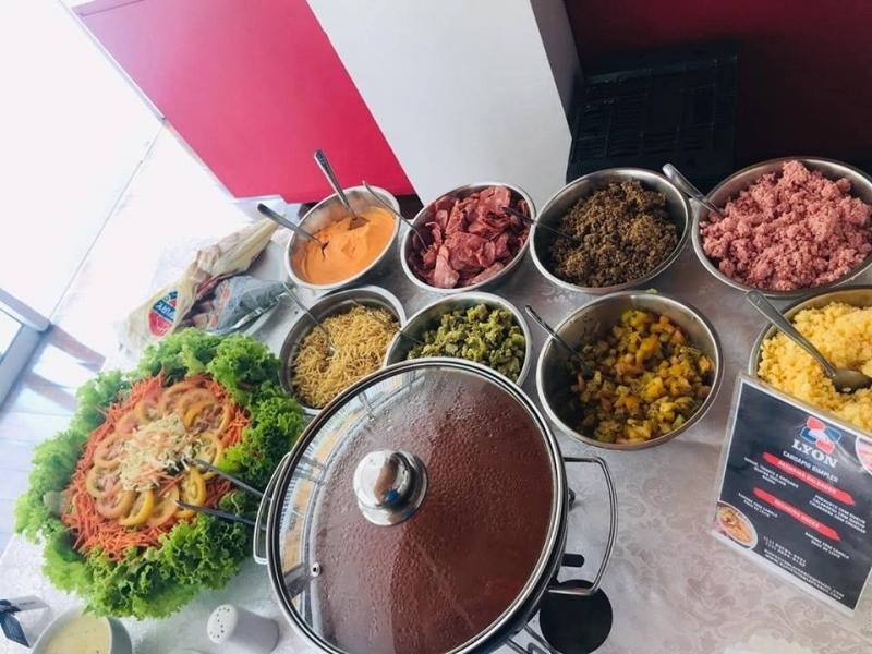 Buffets de Crepe para Chá de Bebê Vila Mazzei - Buffet de Crepe Francês