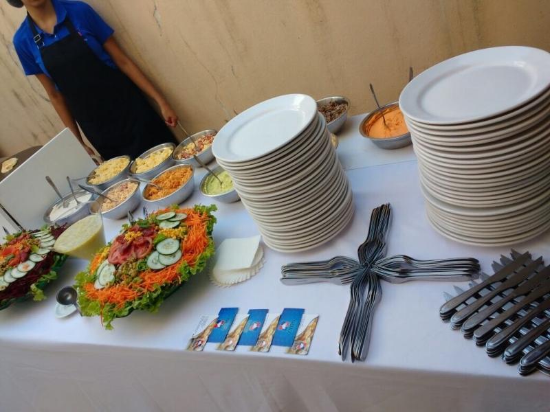 Buffets de Crepe para Festa Saúde - Buffet de Crepe Francês para Casamento