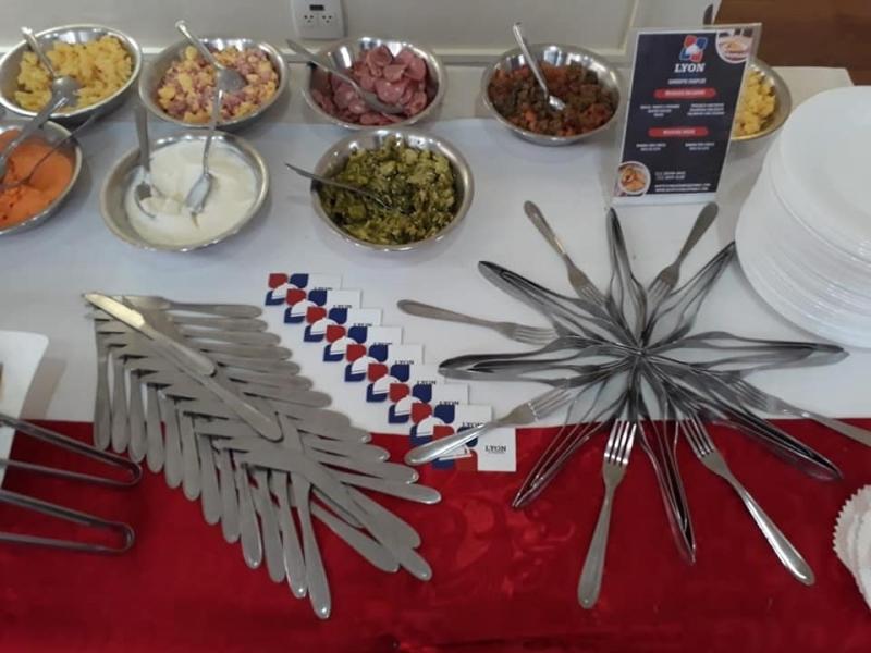 Crepe para Evento Corporativo Morumbi - Crepe para Festas a Domicílio