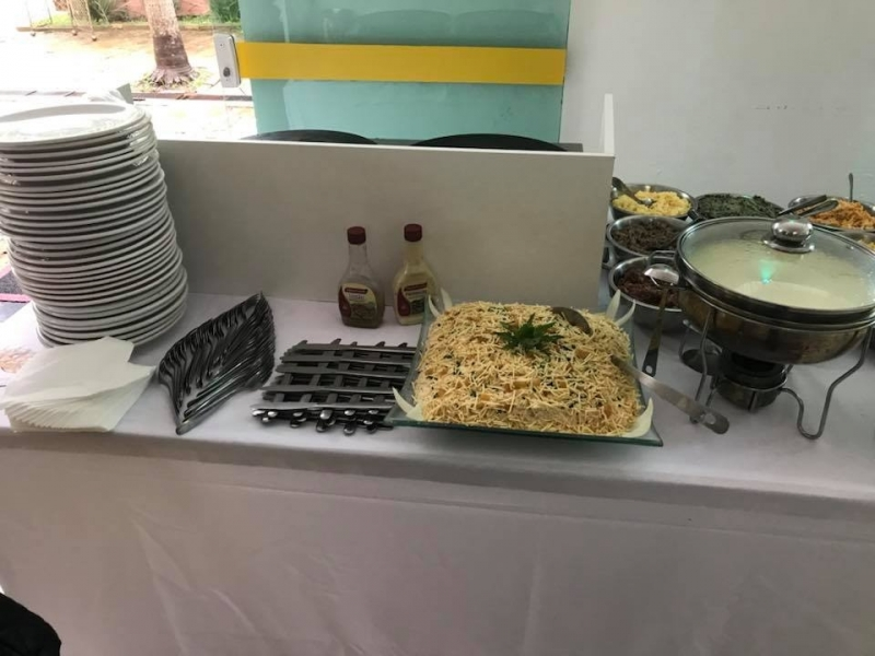 Crepe para Evento Alto do Boa Vista - Crepe em Evento Corporativos