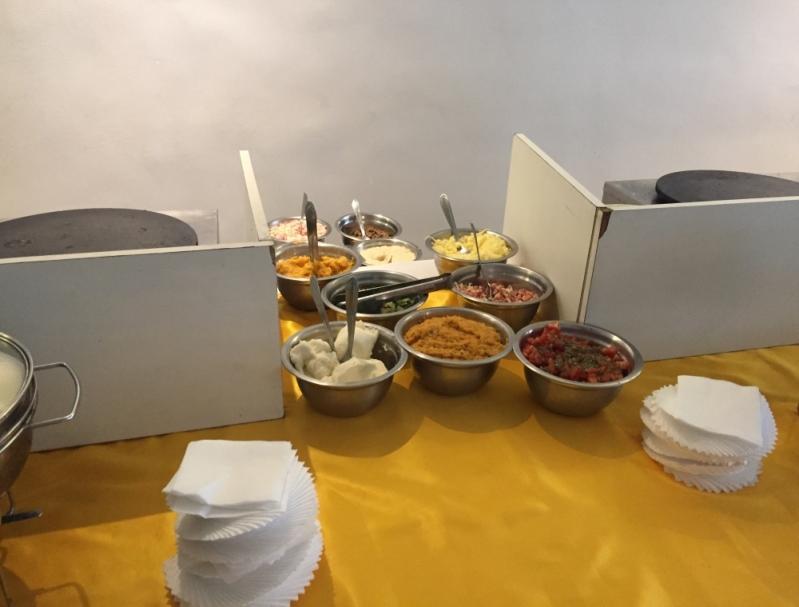 Crepe Salgado para Casamento Preço Limão - Crepe Salgado para Evento Corporativo