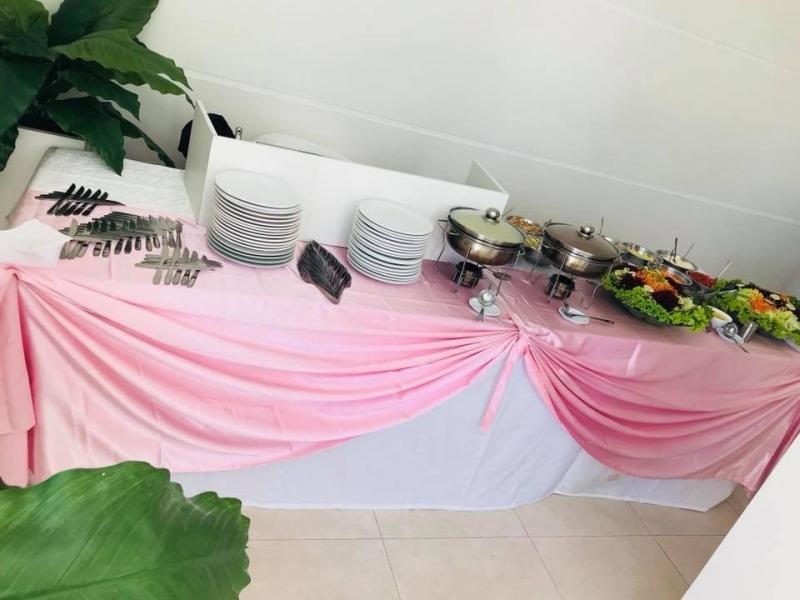 Crepes em Domicílio para Casamento Parque Colonial - Crepe em Domicílio para Comemoração