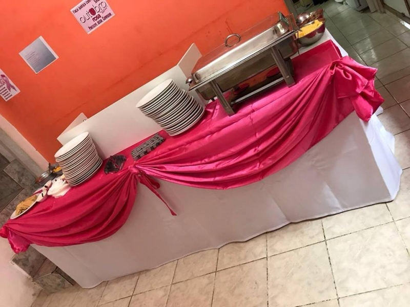 Crepes para Evento Parque Colonial - Crepe para Evento Corporativos