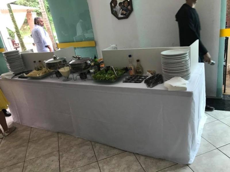 Encomenda de Crepe Francês para Evento Empresarial Campo Grande - Crepe em Evento Corporativos