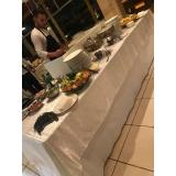 buffet crepe francês para aniversário valor Jardim Suzana
