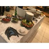 buffet crepe francês para aniversário valores Barra Funda