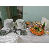 buffet crepe francês para aniversário Parque São Domingos