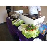 buffet crepe preço Parque do Chaves