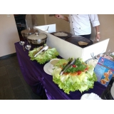 buffet crepe preço Perus