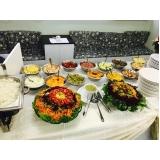 buffet de crepe para 100 pessoas