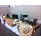 buffet de crepe para 150 pessoas