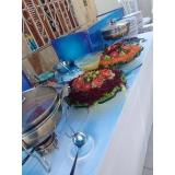buffet de crepe para aniversário