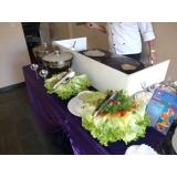 buffet de crepe para casamento