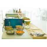 buffet de crepe francês em domicílio Campo Grande
