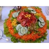buffet de crepe francês para casamento Água Branca