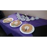 buffet de crepe para casamento preço Rio Pequeno