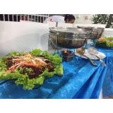 buffet de crepe para festa Freguesia do Ó