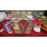 buffet de crepe para formatura Santo Amaro