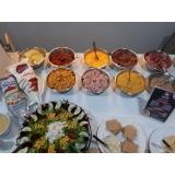 buffet de crepes franceses Jardim das Acácias