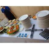 buffets de crepe para festa Cidade Dutra
