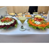 cotação de buffet de crepe francês para casamento Jardim Monte Verde
