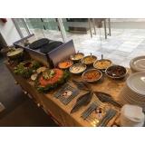cotação de buffet de crepe para 50 pessoas Cidade Patriarca