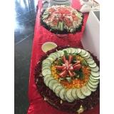 crepe doce para festa sob encomenda Alto de Pinheiros