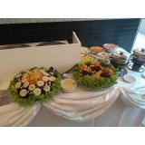 crepe francês buffet a domicílio Vila Anastácio