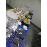 buffet crepe francês para aniversário