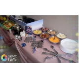 crepes doce para casamento Instituto da Previdência