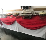 encomenda de crepe doce para festa de empresa Jardim Helian