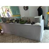 encomenda de crepe francês para evento empresarial Vila Alexandria