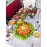 orçamento de crepe no prato M'Boi Mirim