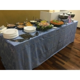 preço de crepe salgado para festa de casamento Campo Grande
