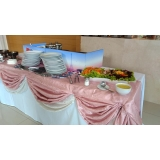 valor de buffet de crepe francês em condomínio Parque São Rafael