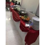 valor de buffet de crepe para eventos Água Branca
